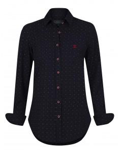Camisa Sir Raymond Tailor para mujer DONNA - black