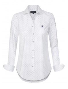 Camisa Sir Raymond Tailor para mujer DONNA - white