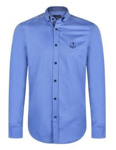 Camisa Sir Raymond Tailor - celeste