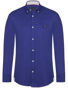 Camisa Sir Raymond Tailor -light navy