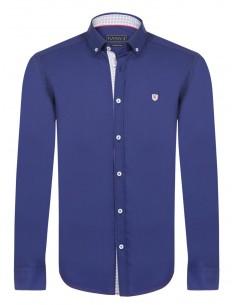 Camisa Sir Raymond Tailor detalles sax