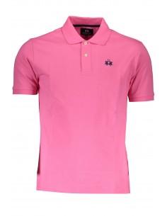 Polo La Martina para hombre exclusive rosa