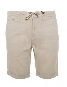 Pantalón corto Guess para hombre - arena
