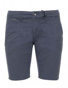 Pantalón corto Guess para hombre - gris azulado