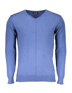 Jersey Enrico Coveri para hombre - Azul