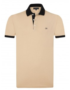 Polo Sir Raymond Tailor para hombre FALCON brown