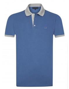 Polo Sir Raymond Tailor para hombre FALCON blue