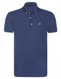 Polo Sir Raymond Tailor para hombre VILLARICA blue
