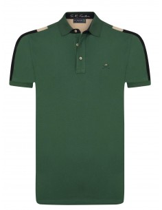 Polo Sir Raymond Tailor para hombre MOSTY green