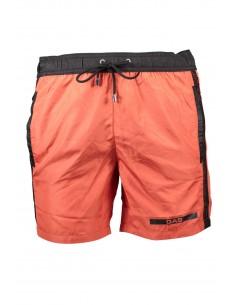 Gas - bañador corto para hombre en color naranja