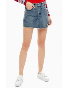 Guess pantalón corto mujer efecto falda