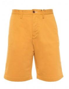 Gant - bermudas para hombre relaxed - yellow