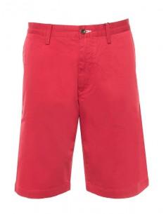 Gant - bermudas para hombre relaxed - red