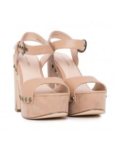 Zapatos cuña NEW LOOK mujer con tacón de 12.5cm
