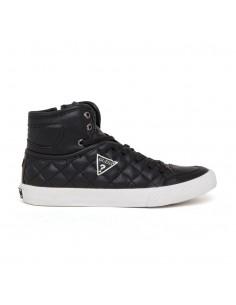 Sneakers Guess niño negras