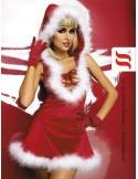 Vestido mamá Noel