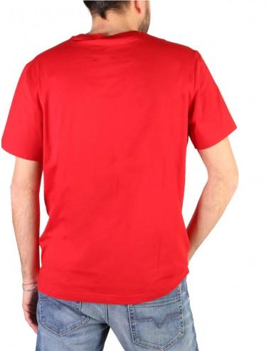 Camiseta Champion para hombre roja