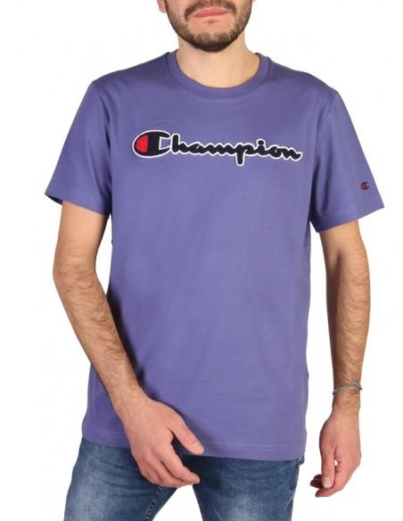 Camiseta Champion para hombre lila