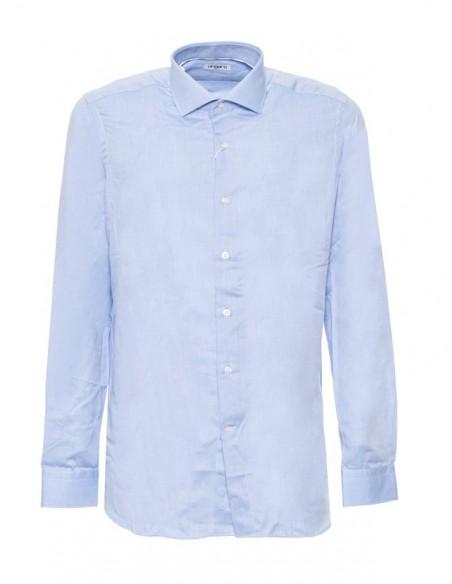 Camisa Ungaro para hombre tailor fit - blue