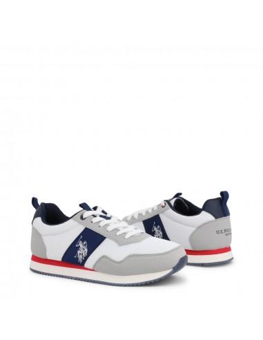 Sneakers U.S. Polo Nobil - white