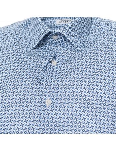 Camisa Ungaro para hombre slim fit -...