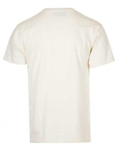 Camiseta logo GUCCI BAND - stone white