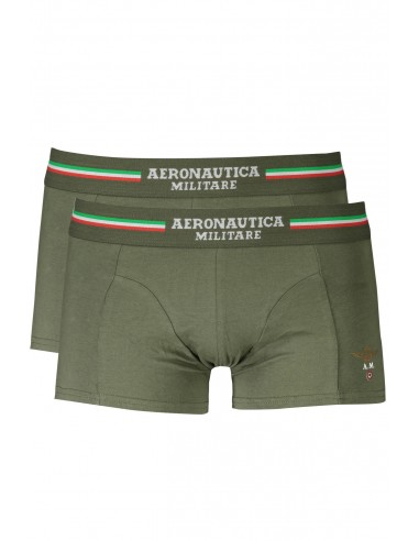 Pack 2ud Boxers cortos AERONAUTICA...