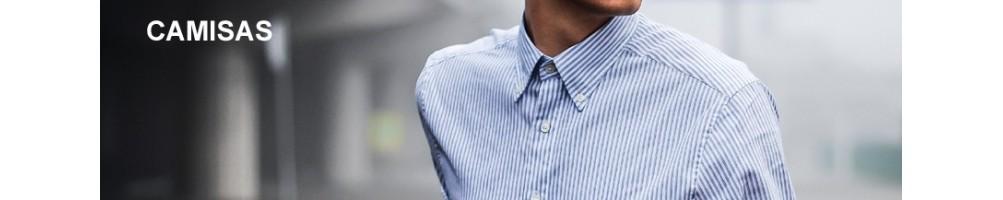 Outlet online camisas para hombre | Outlet stockmagasin tienda de moda online