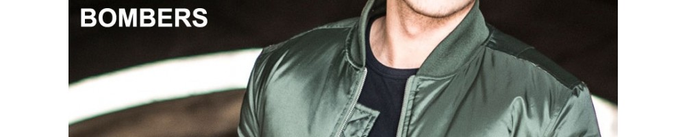 Chaquetas bomber | Outlet de chaquetas bomber