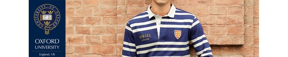 Ropa OXFORD UNIVERSITY - Stockmagasin